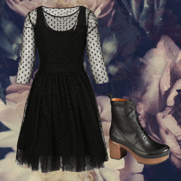 Image of Elly black shop the look