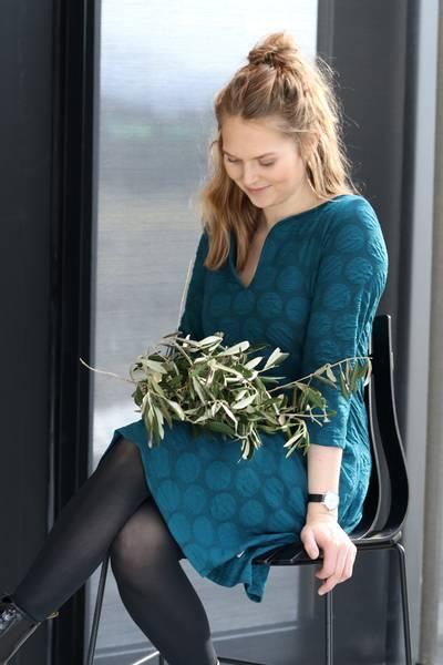 Image of Tanja Bottlegreen dress
