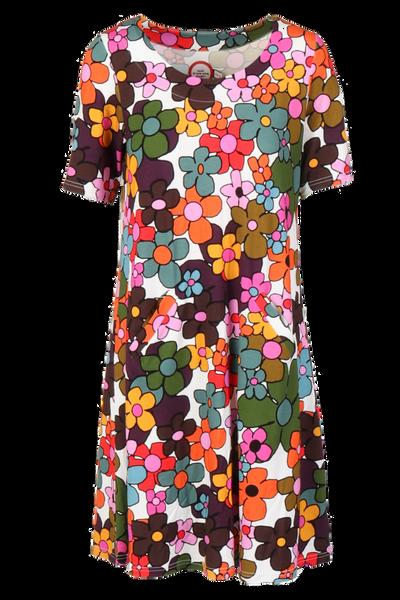 Image of Erle multicolor dress