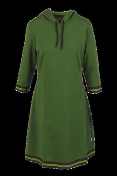 Image of Dagny Sporty olivegreen dress
