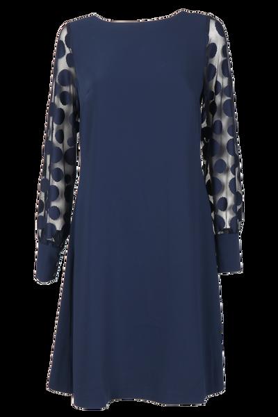 Image of Stina blue dress