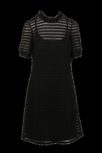 Image of Emilia elegant black dress