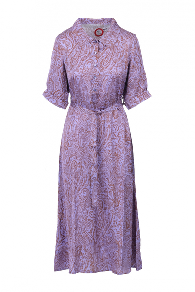 Image of Angelina purple and brown