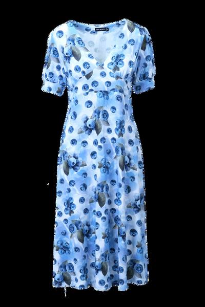 Image of Blueberry summerdress D79
