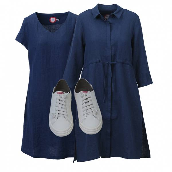 Image of OUTFIT Hannalena blue +