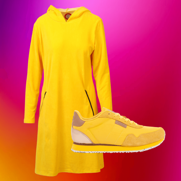Image of Gro yellow shop the look