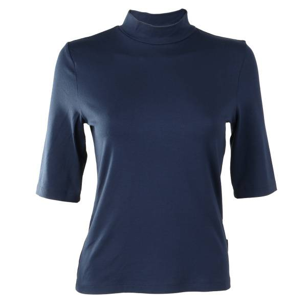 Image of Blue basic sweater Pia from