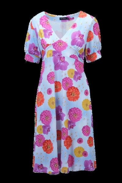 Image of Flower power summerdress D78