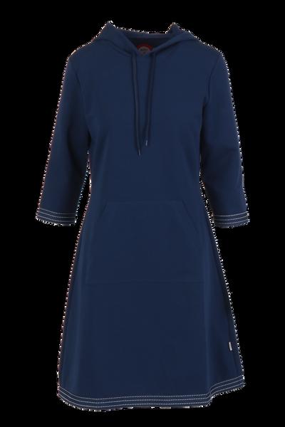 Image of Dagny Sporty blue/white dress