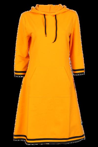 Image of Dagny Sporty yellow dress