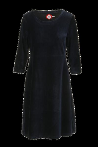Image of Elli dress babycord darkblue