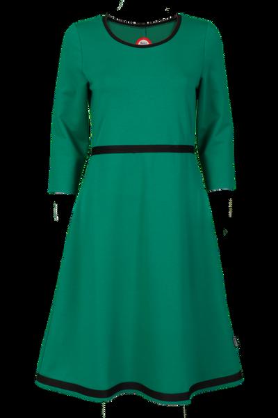 Image of Magda green dress
