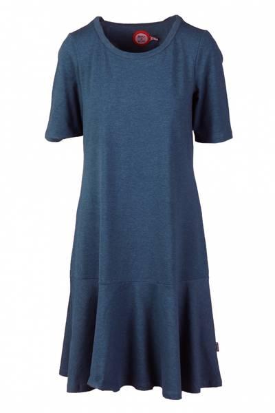 Bilde av Ditte blå klänning