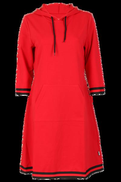 Image of Dagny Sporty red dress