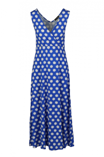 Image of Million suns blue white dress