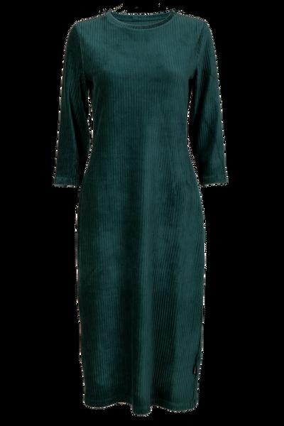 Image of Malla bottlegreen velvet