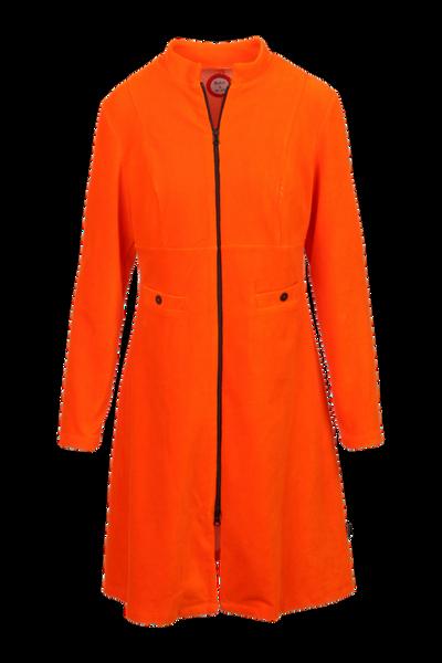 Image of Gøril orange dress