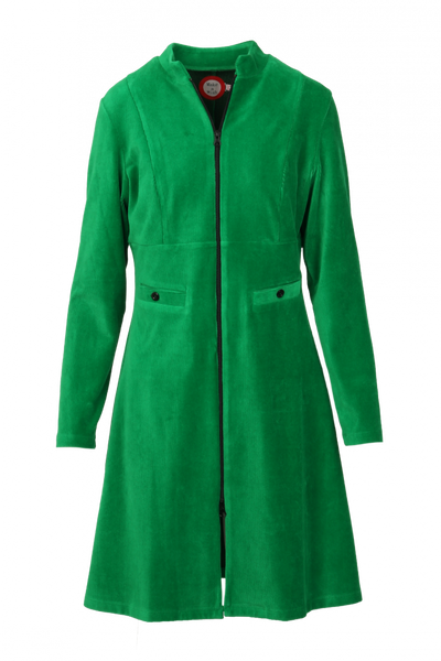 Image of Gøril green dress