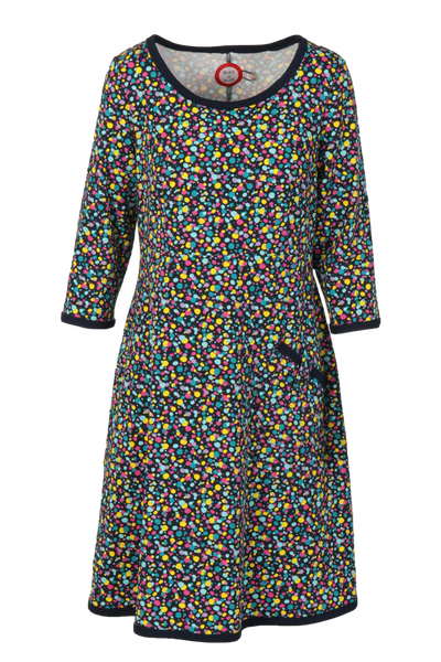 Image of Zoe colorful dress