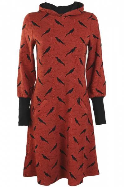 Image of Brynhild Orange dress