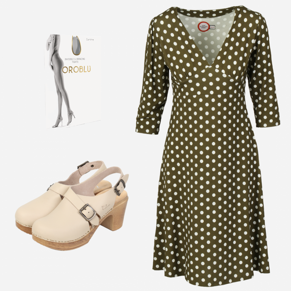 Image of Eirin green shop the look