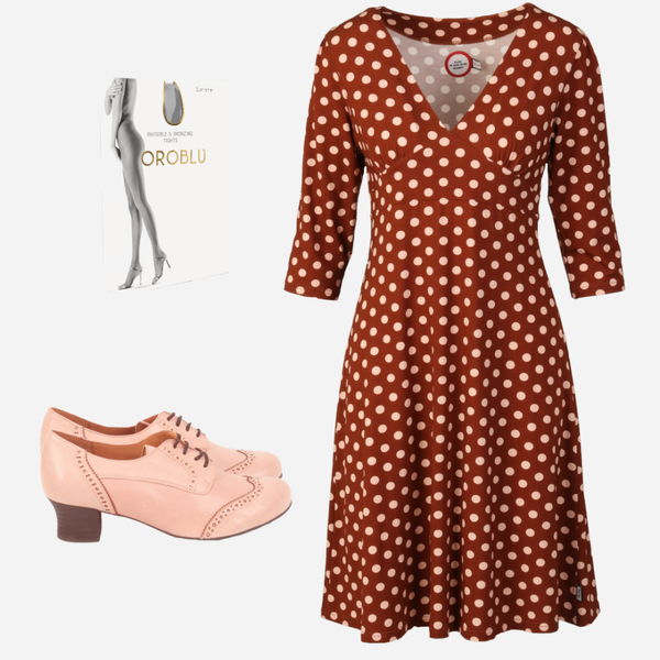 Image of Eirin brown shop the look