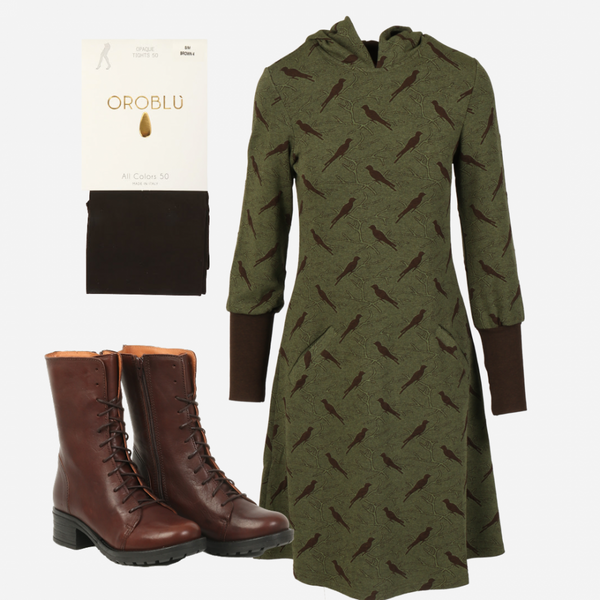 Image of Brynhild oliven shop the look