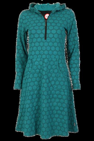 Image of Lotta ocean green  dress