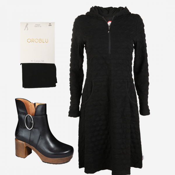 Image of Lotta black  shop the look