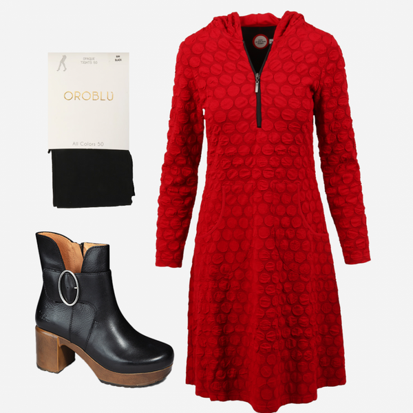 Image of Lotta red shop the look