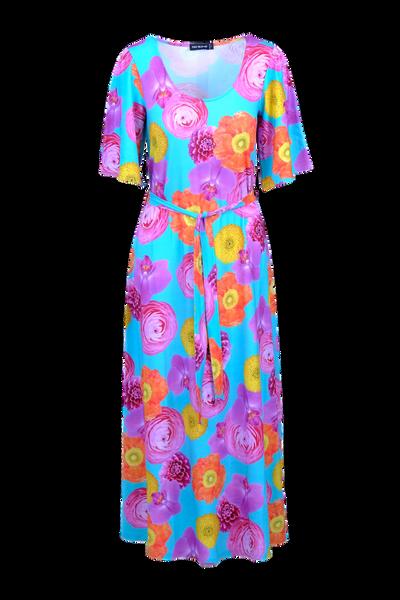 Image of Flower power dress D55