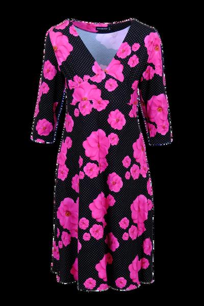 Image of Begonia pink dress D46