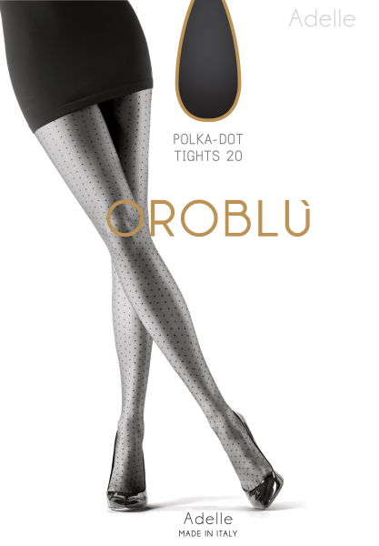 Image of Oroblu sort Adelle tights 20