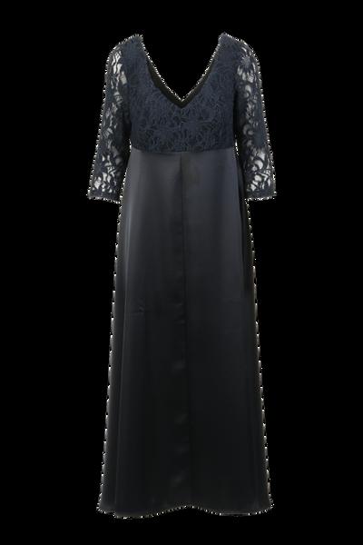 Image of Elizabeth blue partydress