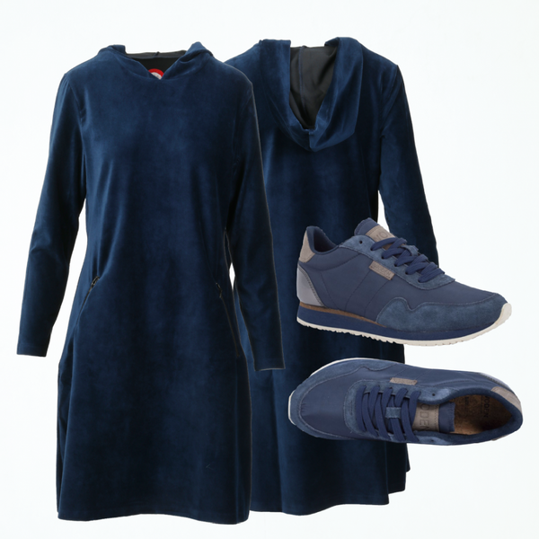 Image of Gro blue shop the look