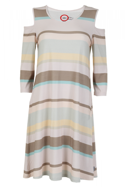 Image of Dress Monja pale