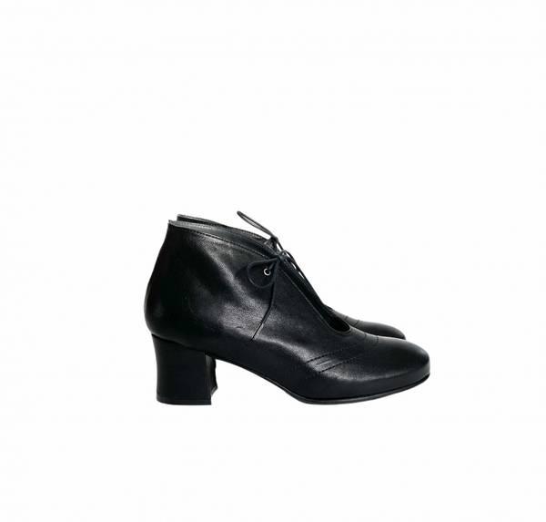 Image of Feminin boots Frida 28  Black