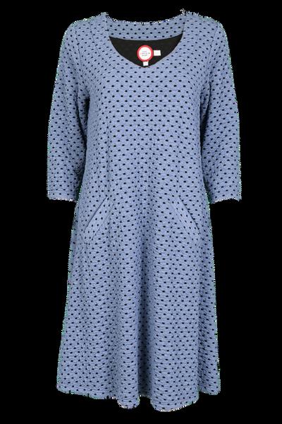 Image of Melinda middle blue dress