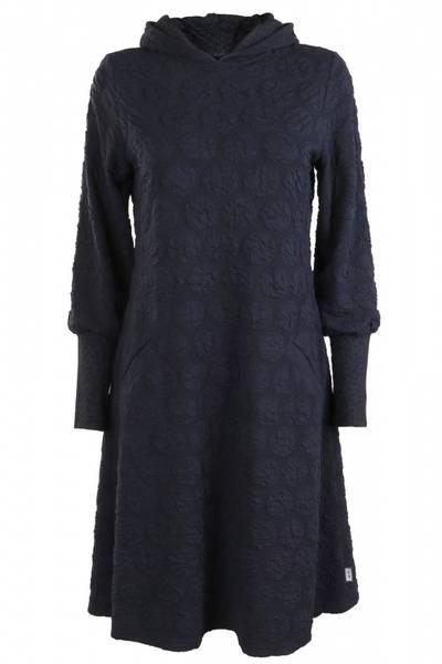 Image of Johanne Blue hoodiedress