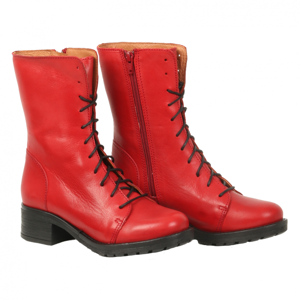 Image of Tuscany boots 8470 Rojo red