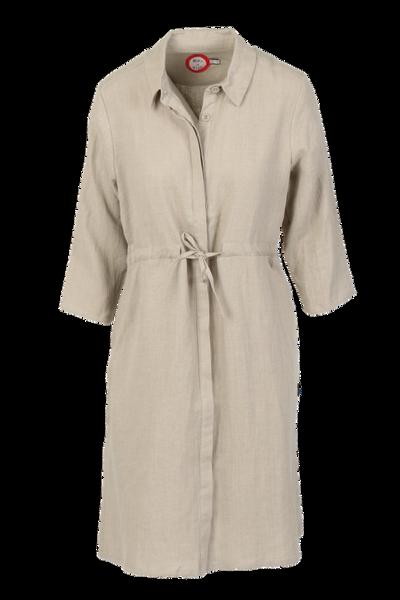 Image of Samanta nature linnen dress