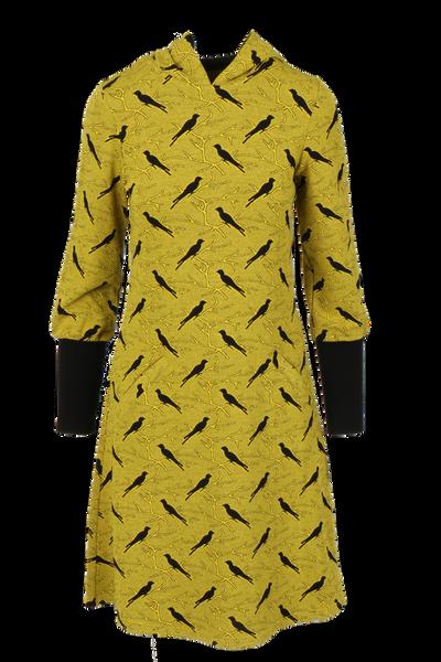 Image of Brynhild Yellow dress
