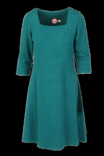 Image of Vibeke Ocean green dress