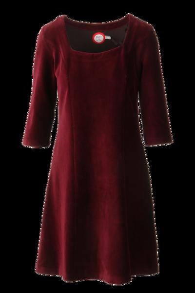 Image of Milla dress babycord