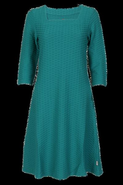 Image of Paula ocean green dress