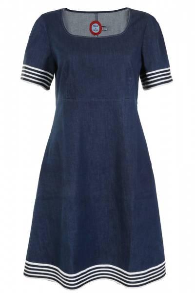 Image of Ester Jeansdress blue