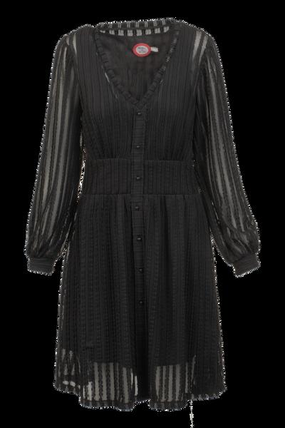Image of Vivvi black dress