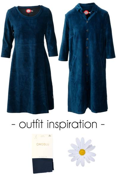 Image of Outfit Elli & Silje navyblue