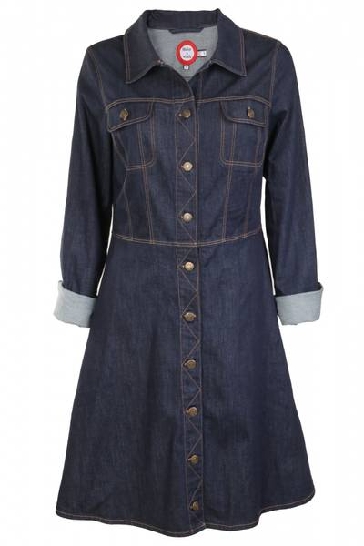 Image of Anny Blue jeansdress