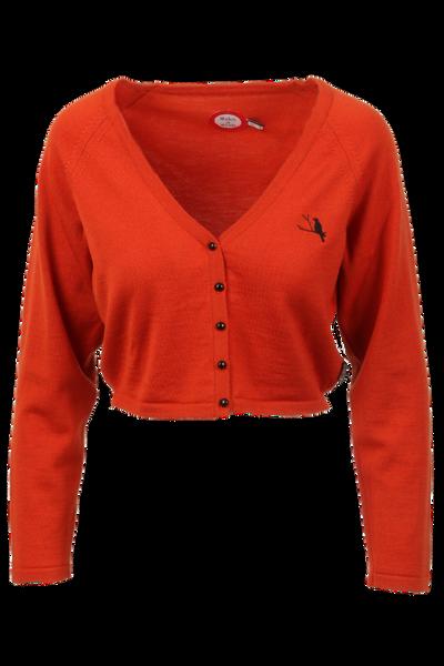 Image of Celine rust merinoull jacket